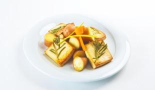 tofu recept na rozmaríne