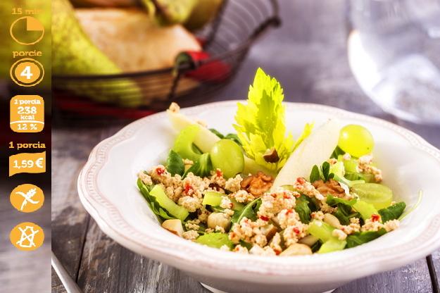 zeleninovo-ovocný šalát