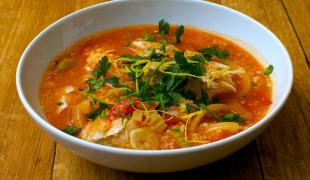 sicílska-polievka-s-baklažánom