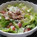 zeleninový šalát quinoa