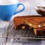 Čokoládový koláč brownie
