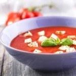 paradajkova polievka s TOFU 580x387