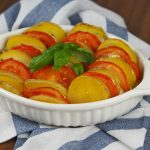 zapekane zemiaky