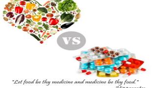 Zdravá strava alebo lieky