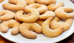 vanilkové rožky 2